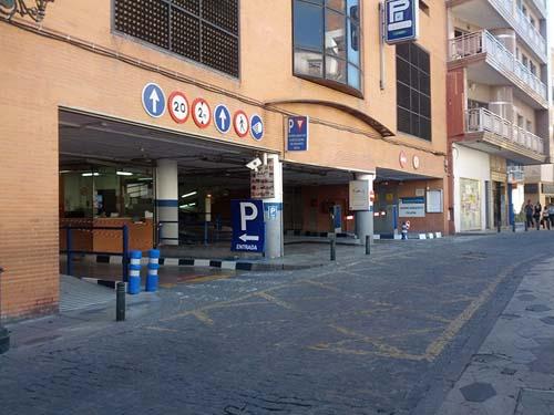 Alquiler plaza de aparcamiento tej n y rodr guez letmespace for Plaza de aparcamiento